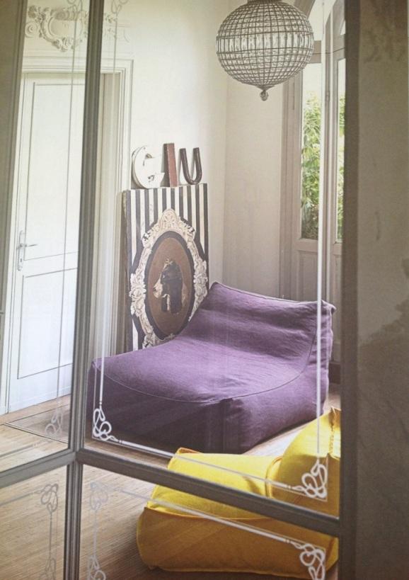 Electic Italian style, Elle Decoration Country, Fabrizio Cicconi