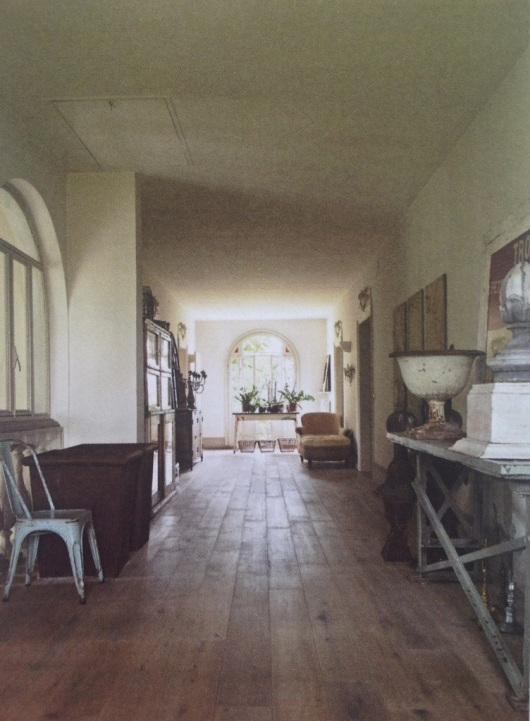 Italian Eclectic Style, Elle Decoration Country