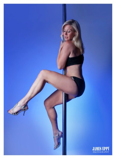Carolyn Everitt, Pole dancing, PUSH studios
