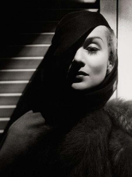 George Hurrell, Carole Lombard