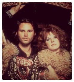 Pamela Courson, Jim Morrison