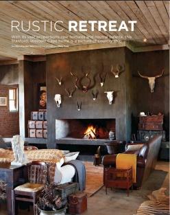 rustic retreat, Cape Town, House & Leisure SA