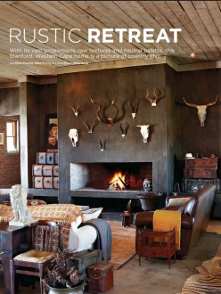 rustic retreat, Cape Town, House & Leisure SA
