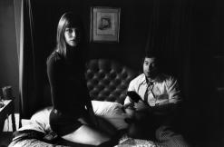 Serge Gainsbourg and Jane Birkin, Ian Berry, London 1970