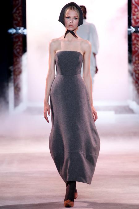 Ulyana Sergeenko, AW'13 couture