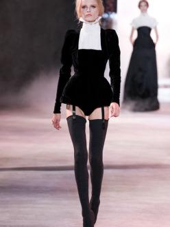 Ulyana Sergeenko AW'13 couture