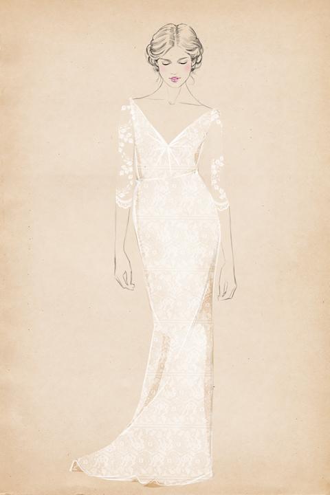 Sandra Suy, Martha Stewart Wedding
