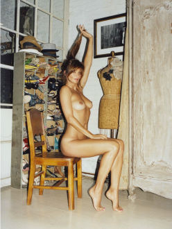 Helena Christensen, Future Claw Magazine