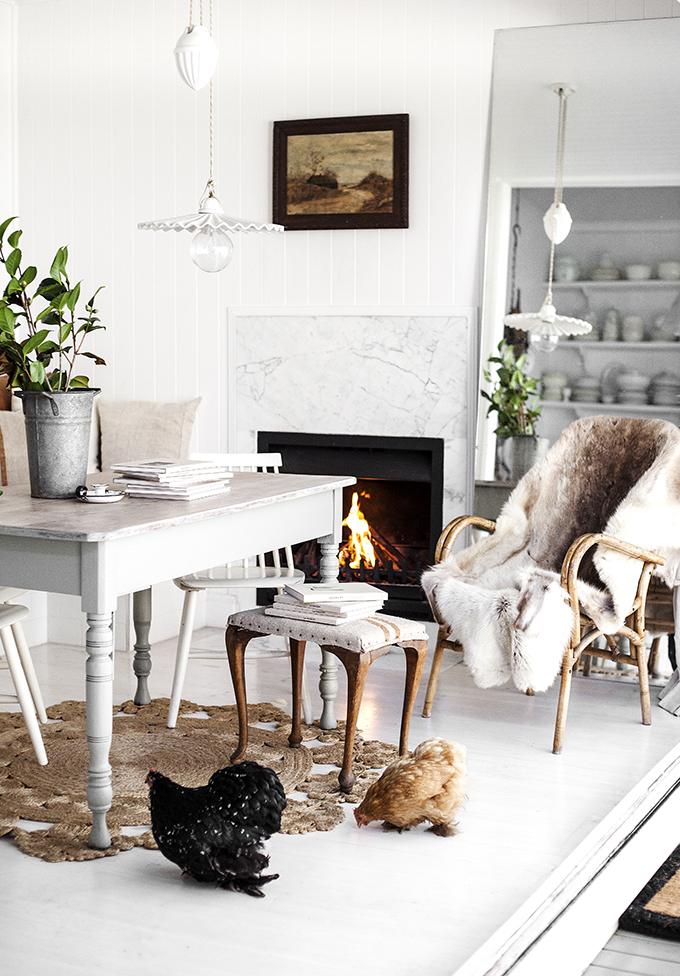 Kara Rosenlund, Stylist, Elle Decoration