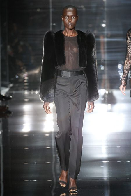 Tom Ford, Tuxedo, London Fashion Week SS14