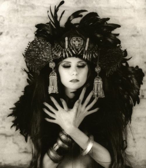 VIntage indian headdress