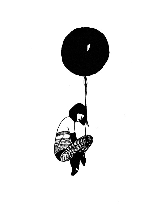 Balloon, Carolyn Everitt