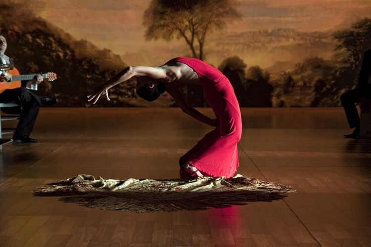 Sara Baras, Flamenco Festival, Sadlers Wells, Flamenco