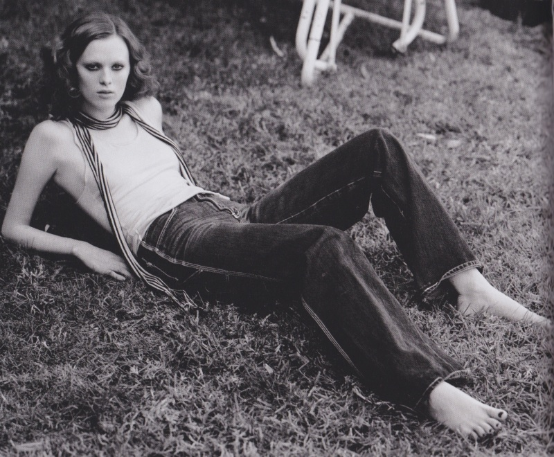 Karen Elson, Bell Bottoms