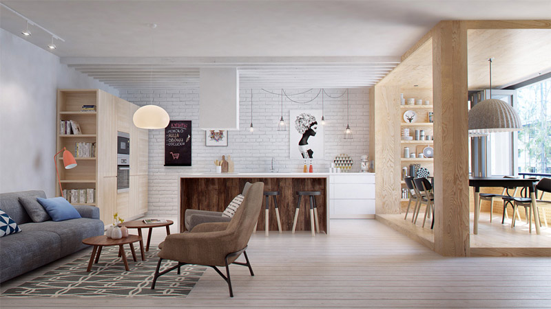 scandinavian style, in2architecture